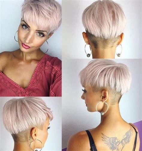 Damen Kurz Frisuren by Die 20 Besten Frisuren Kurz Damen Trends 2018 Frisure Style
