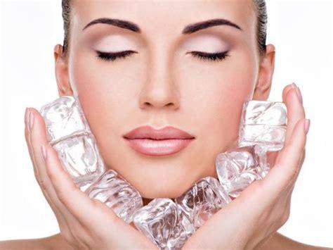 manfaat es batu  kecantikan kulit wajah facetofeetcom