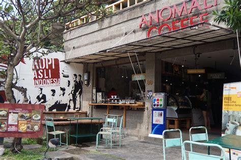 Anomali Coffee Bali anomali coffee finding my cafe in ubud bali travel