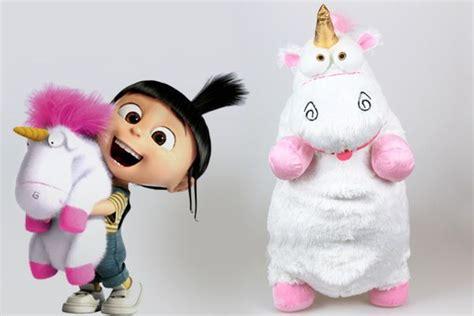 Unicorn Fluffy 53cm Boneka Despicable Me Boneka Unicorn Despicable Me Agnes Fluffy Unicorn Plush Doll Deals For