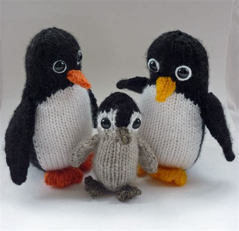 how to knit a penguin penguin knitting pattern knitted penguin pattern penguin