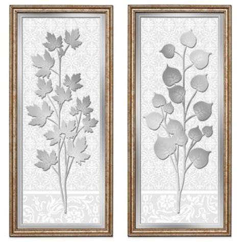Decorative Mirror Panels by Buy Decorative Black Framed Mirrors From Bed Bath Beyond