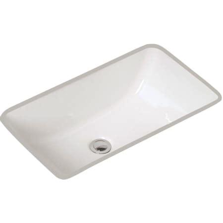Mansfield Sink by Mansfield 218010001 White Covington 21 3 8