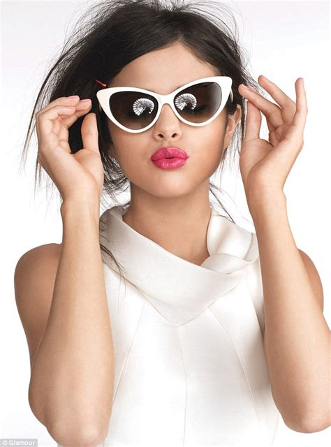 lipstick latest glamour selena gomez on life as a young star in hollywood i feel