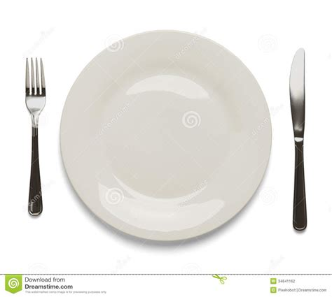 place settings place setting stock photography image 34641162