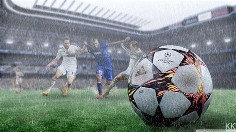 football   rain ultra hd desktop background wallpaper