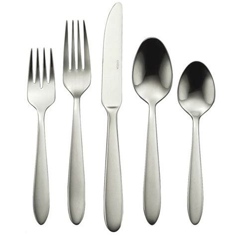 Picture Of Silverware Setting
