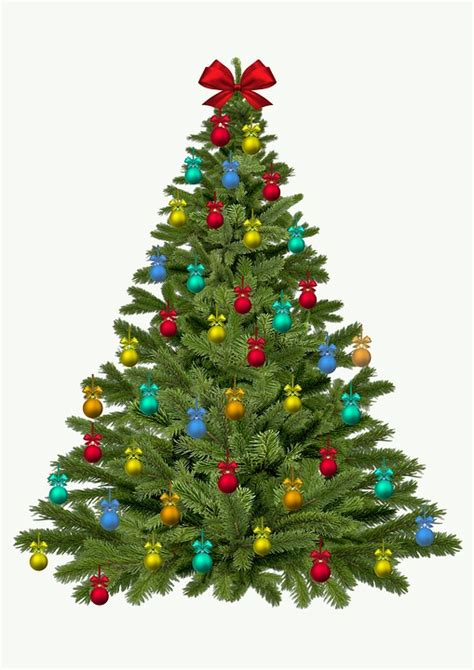 clipart natale gratis free illustration tree fir free