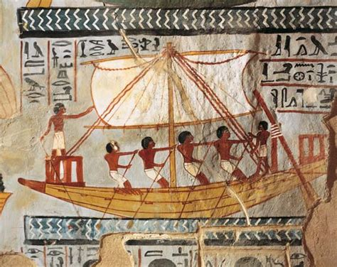 ancient egypt boats and transportation ancient egypt transportation kids britannica kids
