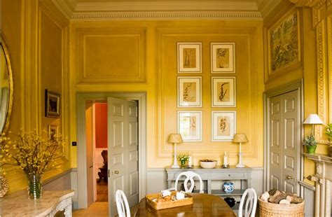 georgian home interiors mark gillette of england designer dining eating areas