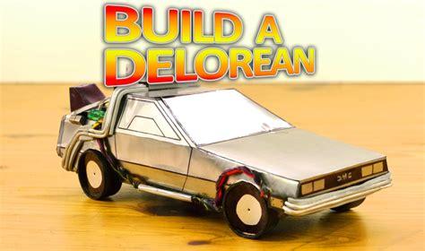 build your own back to the future delorean q92