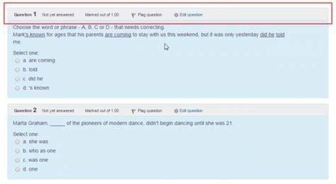 html layout quiz quiz faq moodledocs