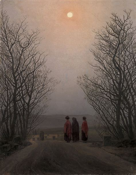 caspar david friedrich 3822819573 easter morning friedrich caspar david museo nacional thyssen bornemisza