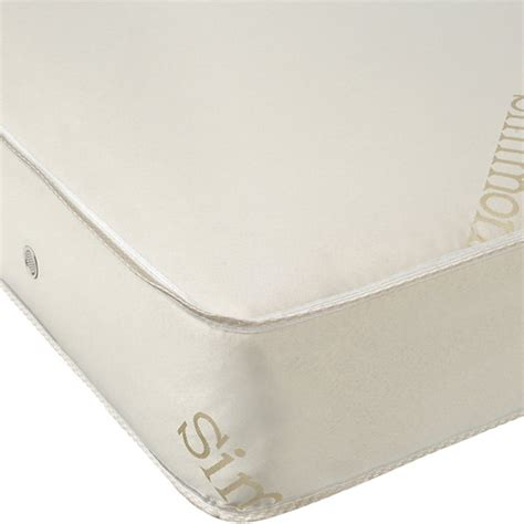 Simmons Crib Mattress Reviews Simmons Beautysleep Nourishing Rest 2 In 1 Crib Mattress
