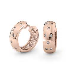 huggie earrings bling jewelry gold vermeil hoops sterling silver etoile cz huggie earrings