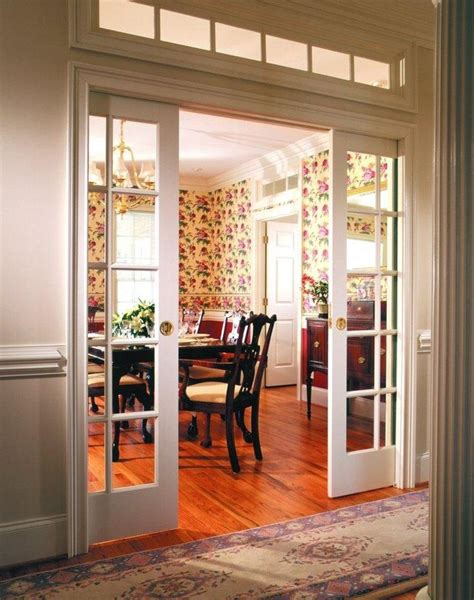 living room doors pocket doors between living room and kitchen or between