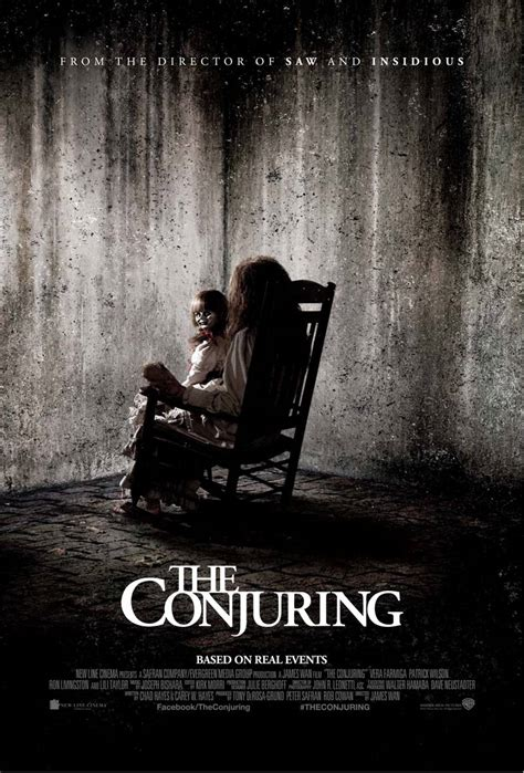 movie insidious based true story watch the conjuring gets creepy new trailer