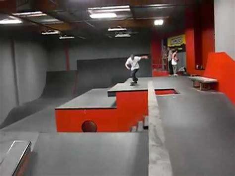 ryan sheckler backyard skatepark ryan sheckler s private skatepark youtube