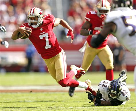 colin kaepernick benched 49ers send colin kaepernick to the bench sfgate