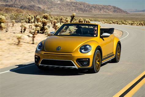 volkswagen beetle 2017 2017 volkswagen beetle dune revealed at la auto show