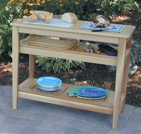 table with built in grill table with built in grill patio side tables mesh outdoor
