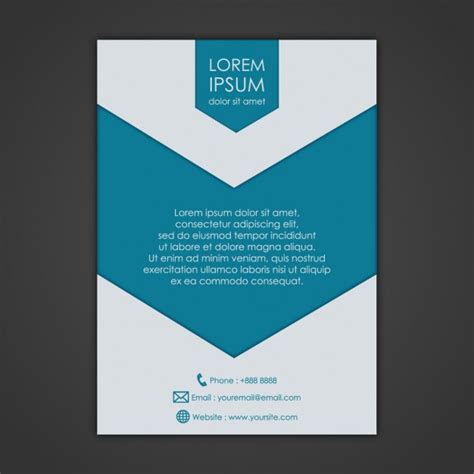 design my flyer free now corporative flyer design vector free download