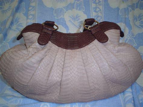 Tali Pinggang Kulit Ular dompet handbag tas tali pinggang dari kulit ular original tas handbag dari kulit ular