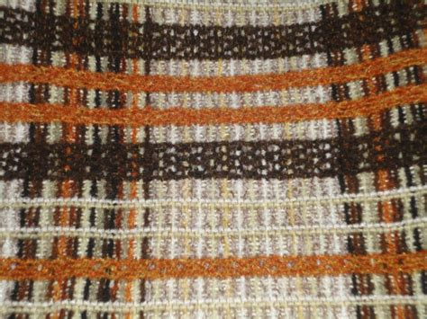 70s upholstery fabric retro 70 s vintage plaid tweed upholstery fabric brown