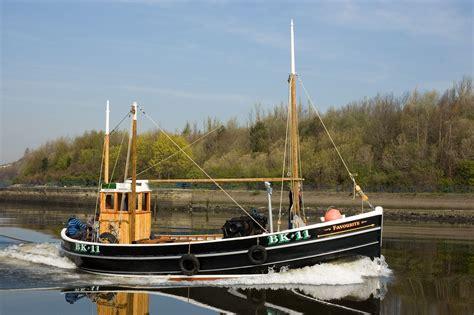 seine net fishing boat quot favorite quot built 1947 by walter - Boat Seine Net