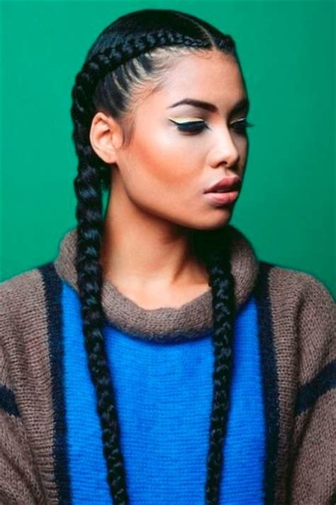 simple nigeria hair briad 10 chic african american braids the hot new look