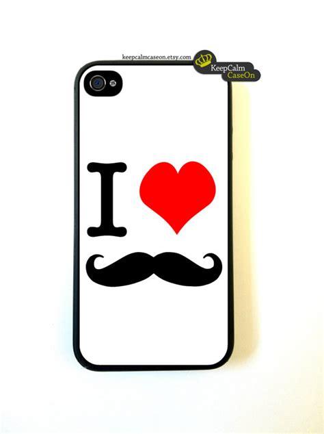 Mustache Casing Kumis Iphone 4 iphone 4 i mustache iphone 4 on luulla