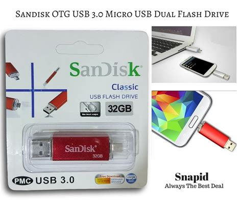 Sale Sandisk Dual Usb Drive 3 0 32gb Flashdisk Otg Android Pc 32 sandisk otg usb 3 0 micro usb dual f end 2 12 2018 1 30 am
