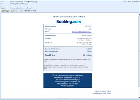 agoda receipt your reservation is now confirmed fake pdf malware my