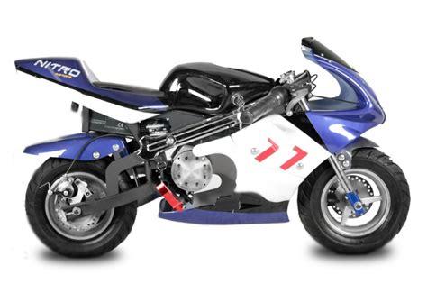 Motorrad F R Kinder by Pocket Bike Elektrisch Mit 800 Watt 36 Volt 3 Stufen
