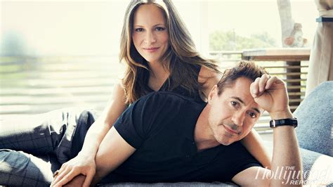 husband and wife bedroom scene robert downey jr photo 650130 celebs place com