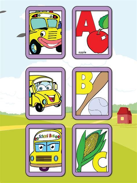 my alphabet book learning abc s alphabet a to z picture basic words book ages 2 7 for toddlers preschool kindergarten fundamentals series books app shopper abc learning my alphabet school coloring