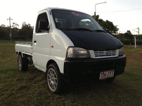 suzuki carry truck 2000 suzuki carry truck 4x4 car sales qld sunshine