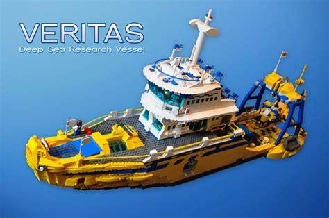 lego deep sea fishing boat veritable deep sea research vessel lego 174 vehicles