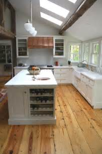 Farmhouse Floors Renovated Farm House Farmhouse Hardwood Flooring New York By Excelsior Wood Products Llc
