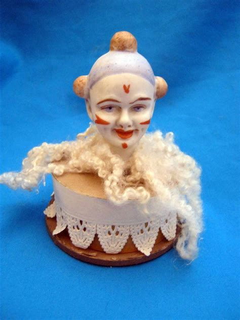 bisque doll 8093 354 best images about german containers on