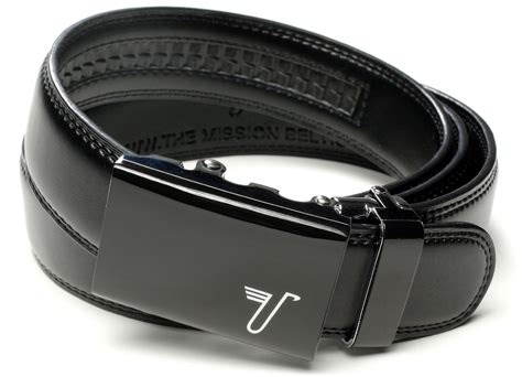 mission belt s leather ratchet belt visuall co