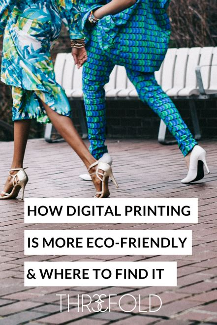 5 Eco Friendly And Fab Finds by Why Digital Printing Fabrics Is More Sustainable