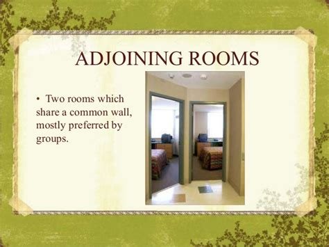 definition of room adjoining rooms hotel images