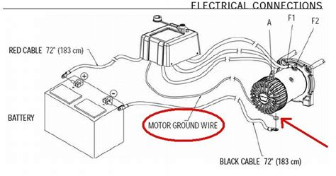 warn m8000 wiring diagram wiring diagram and schematic