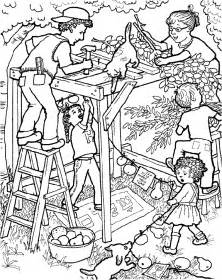 sukkot coloring pages untitled document www jewishpeople