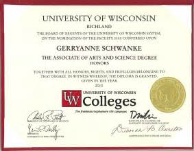 associate of arts and science degree gerryanne