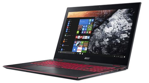 Laptop Acer Spin 5 acer ra m蘯ッt laptop gaming 2 in 1 nitro 5 spin tin t盻ゥc ng豌盻拱 vi盻 phone