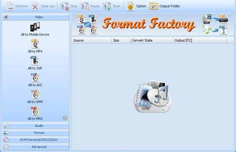 format factory para que es conversor de v 237 deo para youtube veja apps que ajustam