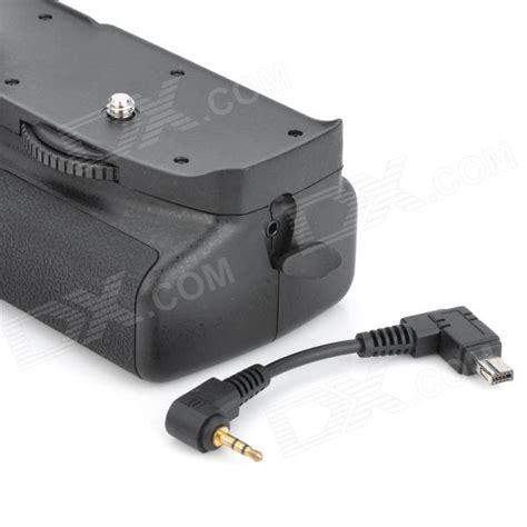 Battery Grip For Nikon D3100 D3200 Black aputure bp d3100 vertical external battery grip for nikon
