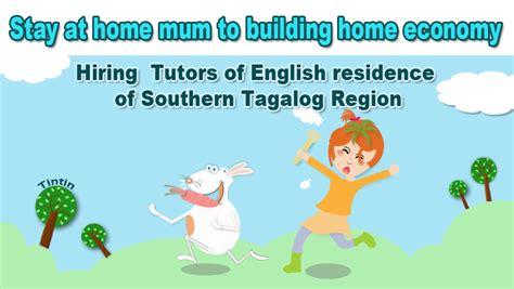 online tutorial jobs in japan hiring tutors of english from southern tagalog pinas